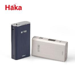 Original factory price vape mods electronic cigarette HAKA MT80 TC mod hot selling e cigarette in al