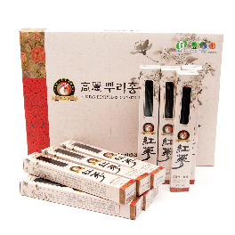 Korean Honeyed Red Ginseng Root