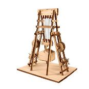 DESKTOP Wooden Assembly Model Kits. (Geojunggi)