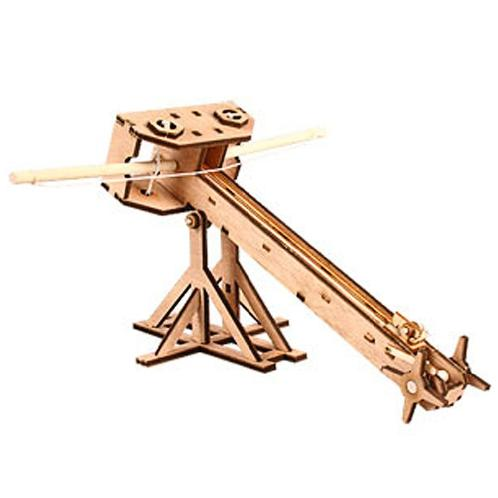 Wooden Model Kit Ballista by Young Modeler | Wooden, Kit,Ballista