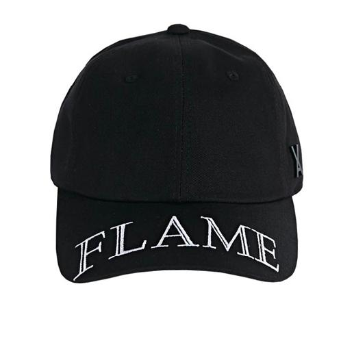 Flame ballcap | ball cap, FLAME, embroidery