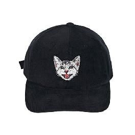 KOREAN SHORTHAIR CORDUROY BALLCAP