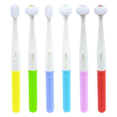 [GOMI HOUSE] Tooth It Brush , Set of 6 | toothbrushes toothbrush tooth