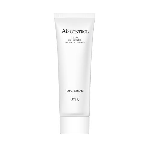 A6 control Total cream | one-step cream, hypoallergenic, moisture