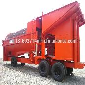OLD DUST SEPARATOR(ALLUVIAL MINE) - GDS-308E and GDS-308EX MODEL, Capacity : 500ton/hour - DETACH