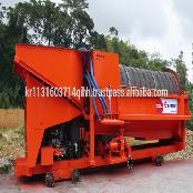 GOLD DUST SEPARATOR(ALLUVIAL MINE) - GDS-105E and GDS-104E MODEL, Production Capacity : 120ton/hour
