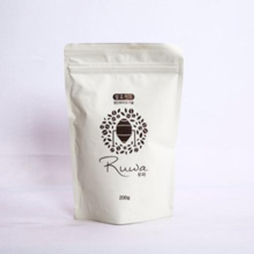 Ruwa Fermented coffee, Roasted Coffee Beans in Bag | Ruwa Fermented coffee, Roasted Coffee Beans in Bag