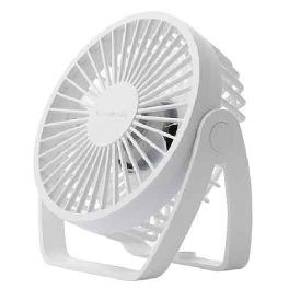 Mini swaying electric fan