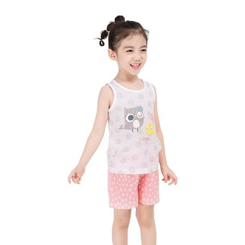 Naju sleeveless jacquard set | Children, comfortable, cute