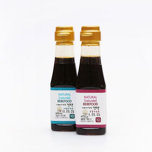 Soy Sauce (for soup / for salad) | Baby sauce,Baby seasoning,Soy sauce