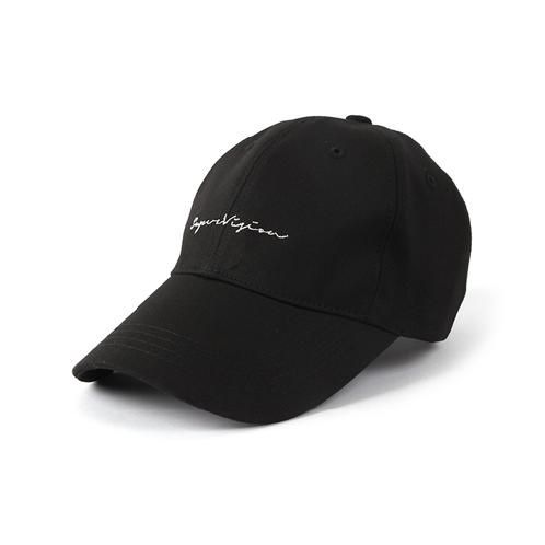 [SUPERVISION]SCART BALL CAP | ball cap, long strap, simple
