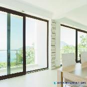 Expandable 4-Track Balcony Windows Sash Profile (JAEHYUN INTEX : JBF-256RB)