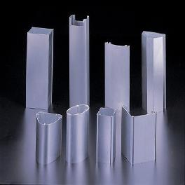 Made in Korea aluminum Industrial Profiles _aluminum industrial parts
