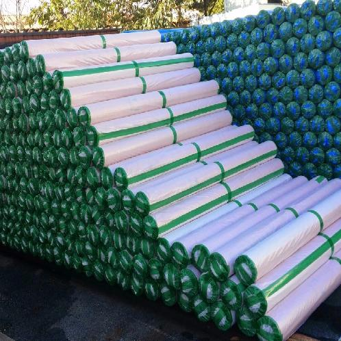 width1.8m ~2.1m, length 50m ~300m | Re packing PE tarpaulin roll, 100% virgin material Plastic Sheet
