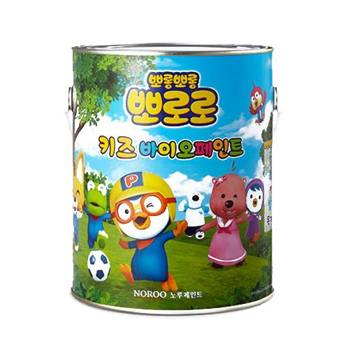 [NOROO PAINT] Pororo paint | paint for kids, Pororo, safe