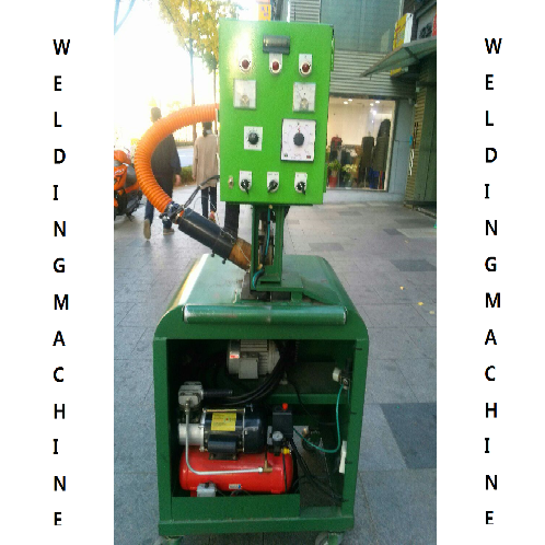 WD-01 | Tarpaulin welding machine