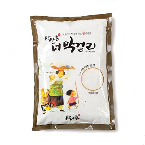[BABAMALL] Sangsangchon The Makgeolli Korean Traditional Natural Organic Rice Wine | grains black rice brown rice tea healthy food diet daily dish light lite health drink beverage wine