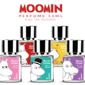 Moomin Fragrance Cologne Spray_Various Fragrances
