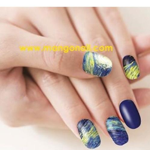 Korea Nail Polish Art Sticker (Breathable Healthy Functional Nail Care Sticker) | Korea Nail Polish Art Sticker (Breathable Healthy Functional Nail Care Sticker)