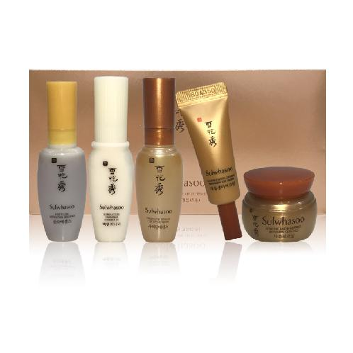 Sulwhasoo anti-aging care kit 5items | sulwhasoo, anti-aging, skincare kit