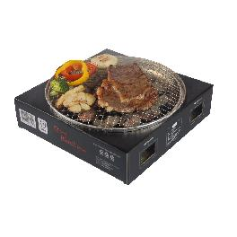 disposable charcoal grill
