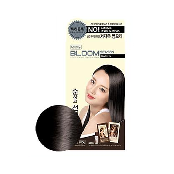 Bloom Season Style Cacao Color Cream Black 1N