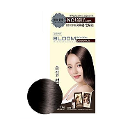Bloom Season Style Cacao Color Cream Dark Brown 3N