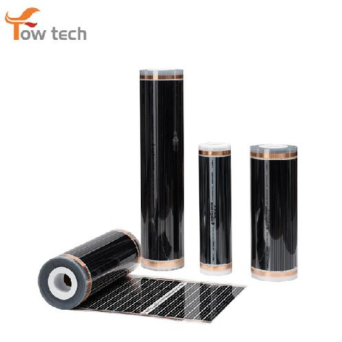 Good floor heating kit far infrared ray radiant electric underfloor transparent color ptc carbon hea | Good floor heating kit far infrared ray radiant electric underfloor transparent color ptc carbon hea