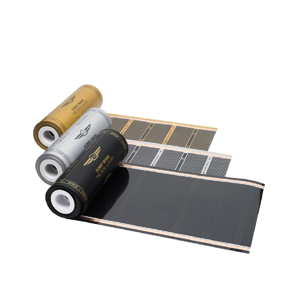 Modern floor heating panel safest ptc self-regulating infrared ray radiant carbon floor electric hea