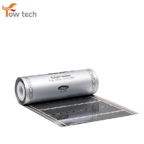 2018 New infloor heating mat safest ptc self-regulating infrared ray radiant carbon floor electric h | 2018 New infloor heating mat safest ptc self-regulating infrared ray radiant carbon floor electric h