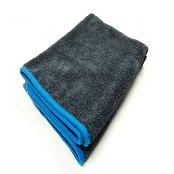 Premium double tweist microfiber car drying towel cloth with silk satin of my clover in south korea