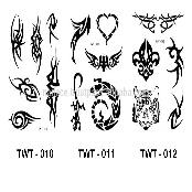 Body tattoo sticker, tattoo sticker, Temporary sticker