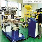 Solar Panel Brazing Machine