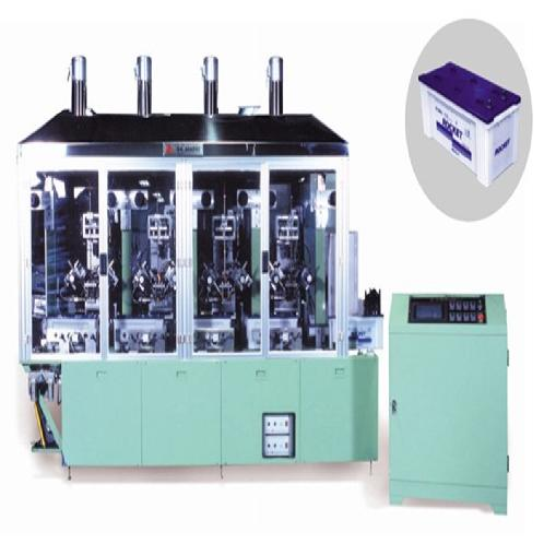 Battery Pots soldring Machine | Battery Pots soldring Machine