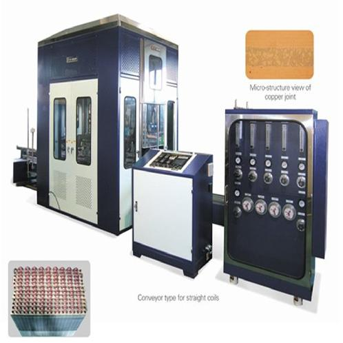 Copper Coil Brazing Machine | Copper Coil Brazing Machine