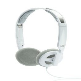Sennheiser PX 100-II Foldable Open Mini Headphone - White