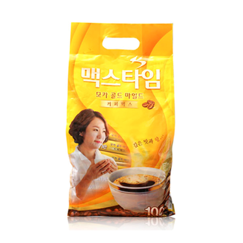 Mixtime Mocha Gold Mild Coffee Mix | coffee, beverage, teasam, maxtime, jnfood,tea
