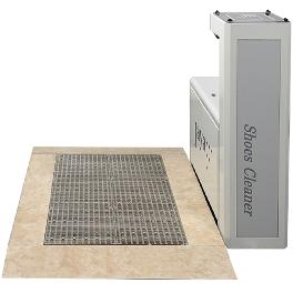 Air Vacuum Mat for Shoes Cleaner