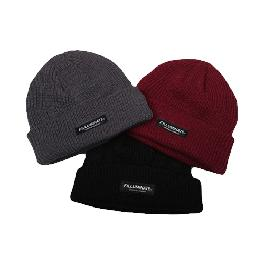 [FILLUMINATE]Logo Short Beanie