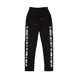 [FILLUMINATE]UNISEX Side Printing Training Pants