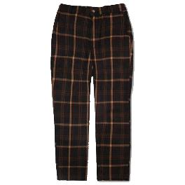 [FILLUMINATE]UNISEX Wool Check Pants