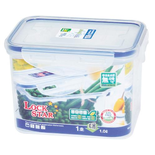 [L113] Lockstar Plastic Container Made in Korea. Transparen Food Storage Easy to Clean Small Plastic | [L113] Lockstar Plastic Container Made in Korea. Transparen Food Storage Easy to Clean Small Plastic