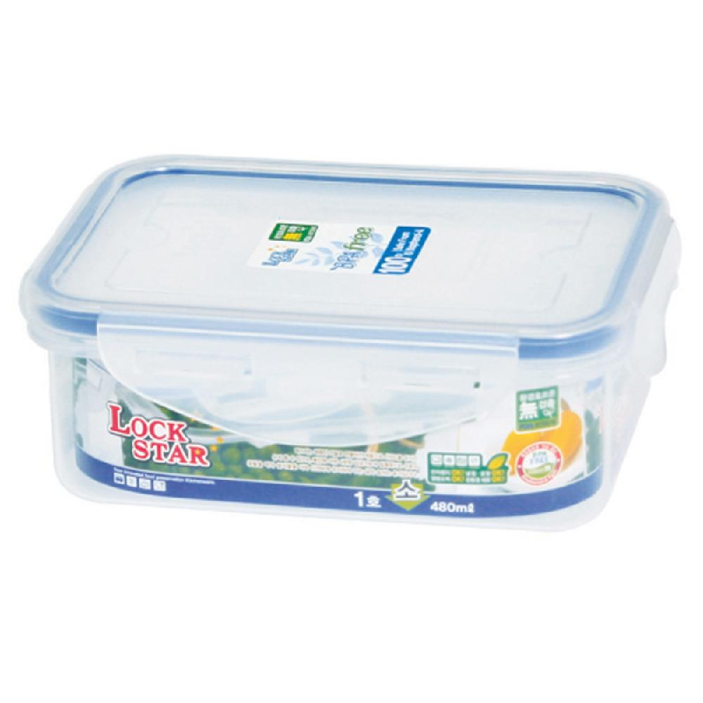 [L111] Transparent Food Plastic Container Food Storage Container FDA Approved 100% Eco Friendly Prod