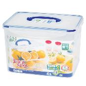 [L143] Transparent Food Plastic Container Food Storage Container FDA Approved 100% Eco Friendly Prod