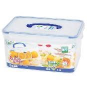 [L142] Pet Food Container PP Plastic Eco Friendly FDA Approved Lockstar Transparent Container Made i