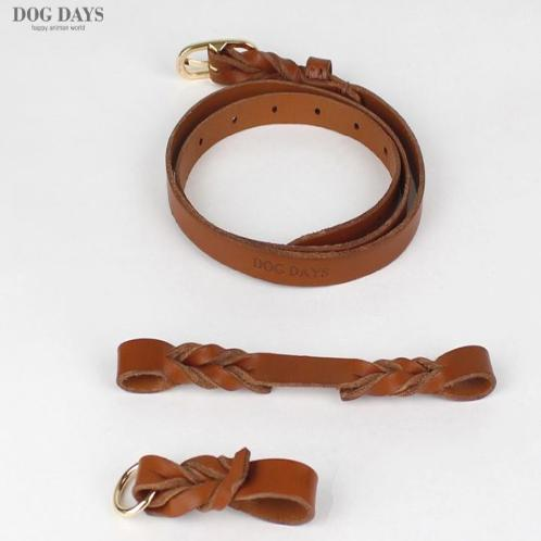 Twist leather harness I type | dog, harness, Accessories