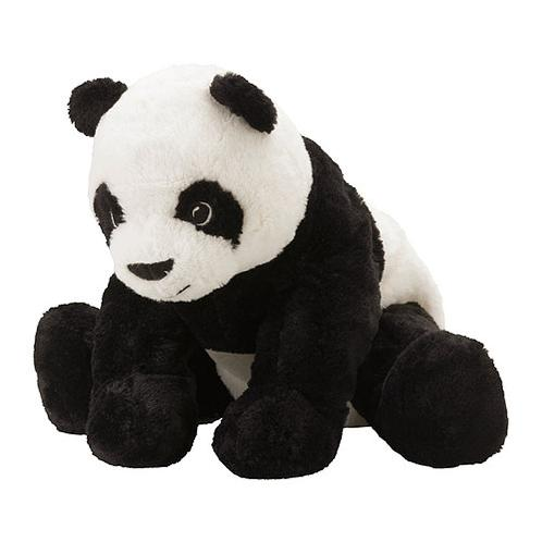 Panda | panda, stuffed toy, panda doll