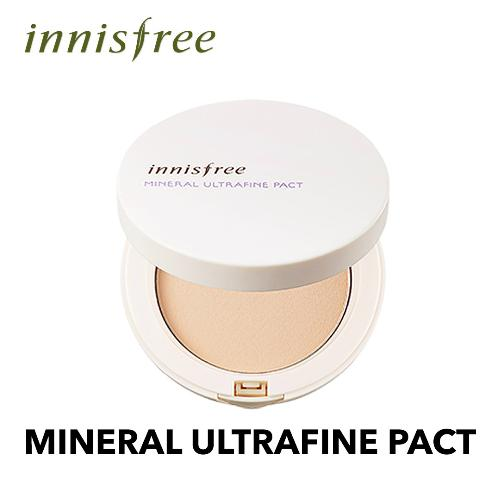 Mineral Ultrafine Pact | INNISFREE, PACT, KOREAN COSMETICS