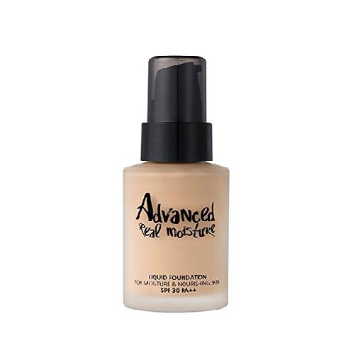 Touch In SOL Advanced Real Moisture Liquid Foundation 23호 | Foundation