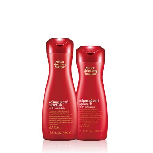 [DOORI] Glamor Shampoo & Treatment SET | Shampoo ,treatment,plant essence